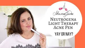 neutrogena light therapy acne spot treatment review neutrogena light therapy acne spot treatment review shaneejudee
