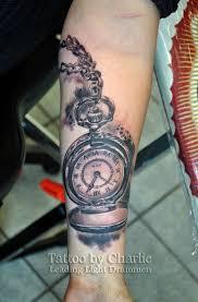pocket watch tattoo images u0026 designs