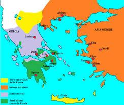 prima guerra persiana la seconda guerra persiana
