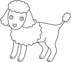 poodle clipart clip art library