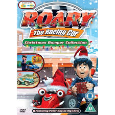roary racing car christmas bumper collection dvd 365games uk