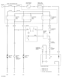 relay electrical diagram wiring diagram components