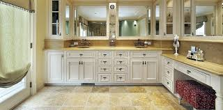 cream colored painted kitchen cabinets