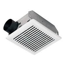 bathroom exhaust fan 50 cfm nutone 696n white 50cfm standard ul listed bathroom ventilation
