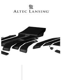 altec home theater altec lansing speaker vs3251 user guide manualsonline com