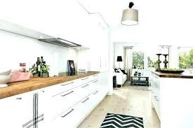cuisine bois blanche modele cuisine blanc laque la cuisine blanche et bois en 102 s