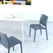 plastique cuisine chaise cuisine design chaise en plastique polypropylane chaise