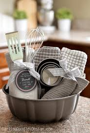 wedding shower gift ideas bundt pan gift idea and printable tag gifts ideas