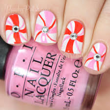 happy holidays christmas hanukkah and kwanzaa themed nail art