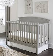 Convertible Cribs Babies R Us by Graco Benton 5 In 1 Fixed Side Convertible Crib Pebble Gray