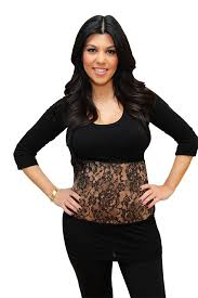 post pregnancy belly wrap limited edition kourtney belly bandit black lace x