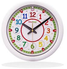 wall mounted digital alarm clock best alarm clock for kids wake u0027em up nice u0026 early elite rest