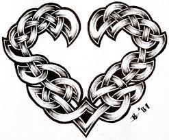 celtic cross tattoo designs celtic heart by roblfc1892 jpg 1200 991 a מנדלות pinterest