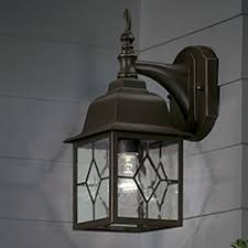 Galvanized Outdoor Lights Lowes Porch Lights Portfolio Ellicott Galvanized Outdoor Wall