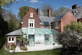 studio house the glass house by ar design studio design milk