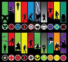 http imgpin com imgs superhero silhouette bookmarks