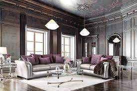 purple living room sets you u0027ll love wayfair