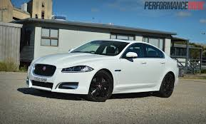 jaguar xj type 2015 2014 jaguar xf s luxury 3 0dtt review video performancedrive