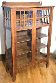 solid oak china cabinet mission china cabinet antique china cabinet style image of style of