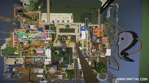 How To Use Minecraft Maps Funland 3 Adventure Map For Minecraft 1 8 1 7 Minecraftxl