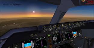 fsx hd pmdg boeing 747 400 complete flight from london