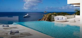 St Barts Island Map by St Barth Vacation Rentals St Barth Properties