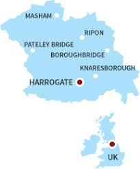 map uk harrogate visit harrogate official tourist information for harrogate