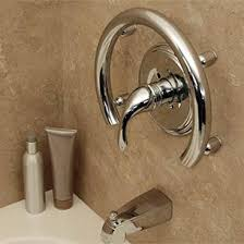 designer grab bars for bathrooms dual purpose grab bars for your bathroom invisia collection