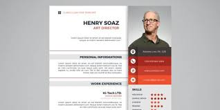 Free One Page Resume Template 10 Free One Page Resume Templates Freebiesland