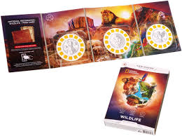 viewmaster national geographic wildlife experience pack amazon co