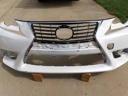 lexus is250 f sport kijiji used 2015 lexus is250 bumpers for sale