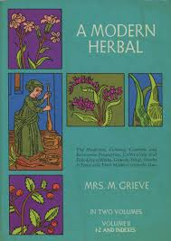 a modern herbal in two volumes mrs m grieve amazon com books