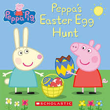 d4n book free download peppa u0027s easter egg hunt peppa pig