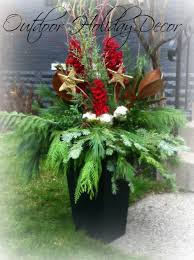 Outdoor Holiday Decorations by Outdoor Holiday Decor A Place For You And Me