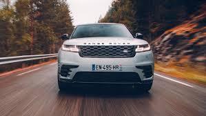range rover velar vs sport first drive range rover velar first drives bbc topgear