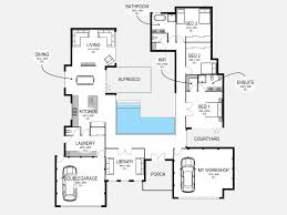 L Shaped House Plans by Simple House Plan Software Affordable Perfect Best Free Floor