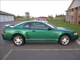 2000 ford mustang colors ford mustang green used of the 2000 at wausau wisconsin 54401