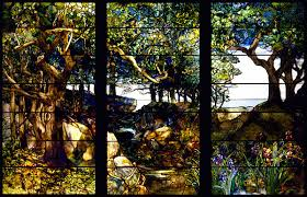Louis Comfort Tiffany Stained Glass Tiffany Stained Glass Art Lesson