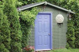 easy diy garden shed plans do it yourself mother earth news