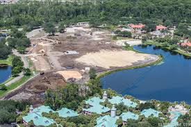 Caribbean Beach Resort Disney Map by Photos Disney U0027s Caribbean Beach Resort Expansion Construction