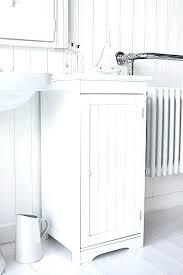 White Freestanding Bathroom Furniture White Bathroom Cupboard Freestanding Freestanding Bathroom Cabinet