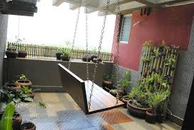 amazing ideas balcony garden design colorful pot on flowering