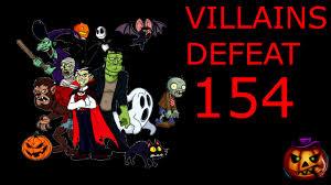 monsters vs aliens halloween special villains defeat 154 halloween sepcial youtube