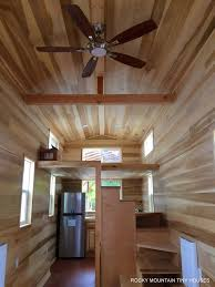 bayfield tiny house interior http tinyhousetalk com bayfield
