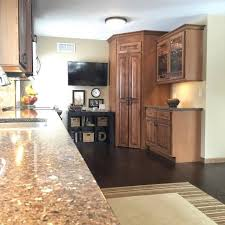 walk in pantry in kitchen corner youtube