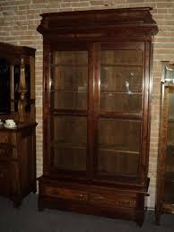 antique eastlake victorian bookcase antiques furniture