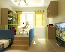 Bedroom Decorating Ideas Yellow Wall Bedroom Teen Boy Bedroom Ideas In Sport Theme With Blue Wall And