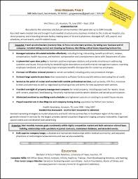 Sample Resume Administrative Manager by Sample Resume Administrative Manager Free Resume Example And