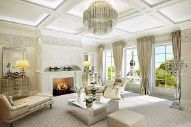 Beautiful Classic Living Room Gallery House Design Interior - Classic living room design ideas