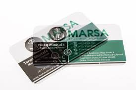 Plastic Business Cards Los Angeles Clear Plastic Business Cards Frosted Transparent Print Peppermint